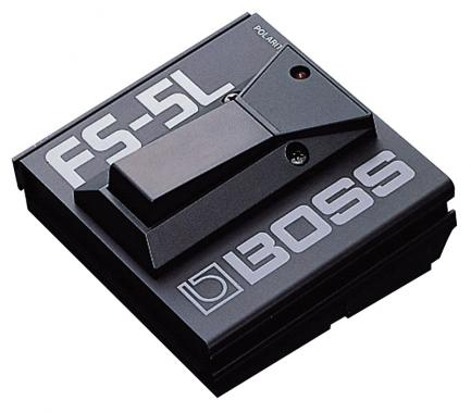 Boss FS-5L INTERRUTTORE A PEDALE ON/OFF fs5l