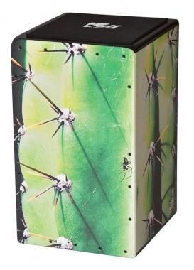 """VOLT Cajon """"Cactus Cube"""""""