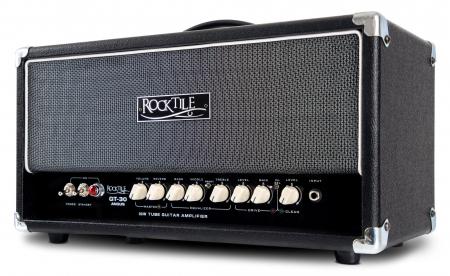 Rocktile GT-30 Angus amplificateur pour guitares à tubes pleins
