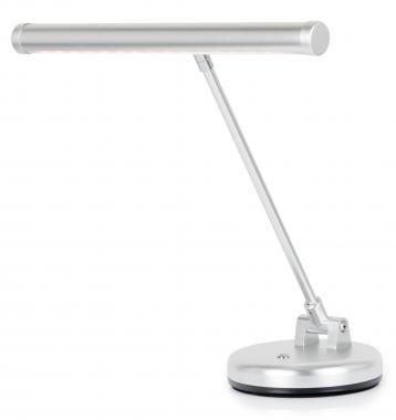 Showlite LED Piano Light Warm-White Sliver Matte