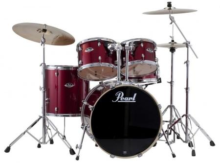 Pearl Export EXX725BR/C91 Drumkit Red Wine
