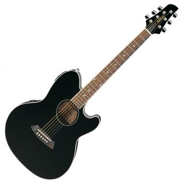 Ibanez TCY10E-BK Guitarra acústica negro