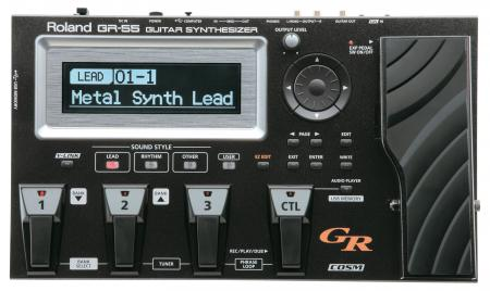 Roland GR-55 S Black