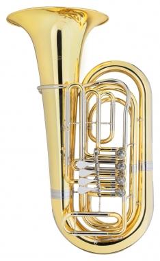 Classic Cantabile Brass T-180 3/4-Tuba, Bb