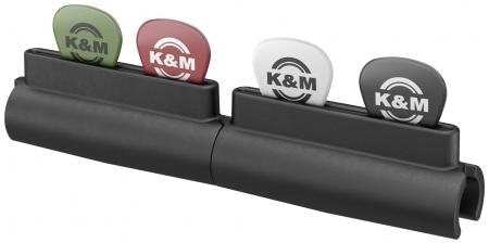 K&M 14510 Plektrumhalter für Mikrofonstativ