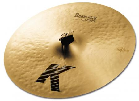 "Zildjian K 15"" Dark Crash Thin"