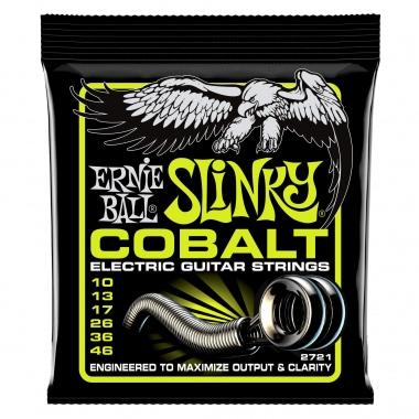 Ernie Ball 2721 Slinky Cobalt Regular