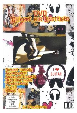 Gitarre für Einsteiger DVD