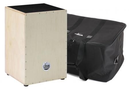 XDrum Cajon Nature Series Nature Wood Set, incl. tas