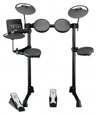 Yamaha DTX400K E-Drum batteria elettronica compatta e funzionale