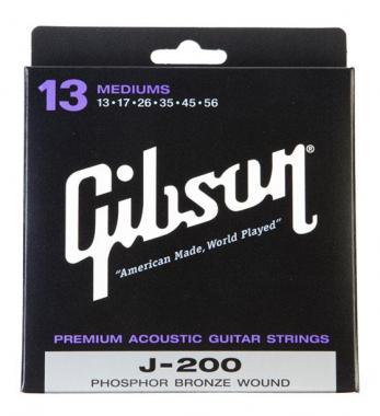 Gibson J200 Phosphor Bronze Medium
