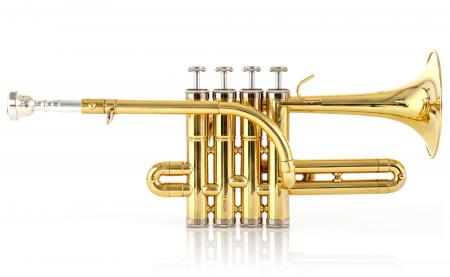 Classic Cantabile Brass  PT-196 Bb-Piccolotrompete  - Retoure (Zustand: gut)