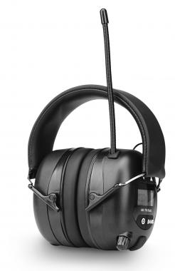 Beatfoxx IH-2B Tough Phones casque anti-bruits avec radio FM