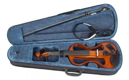 Alfred Stingl by Höfner AS-160E-V E-Violinset 4/4