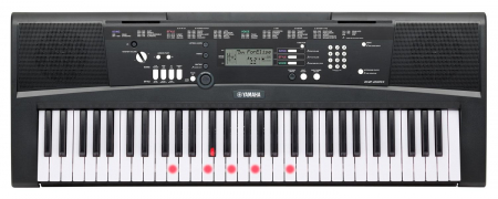 yamaha ez 220 leuchttastenkeyboard retoure zustand. Black Bedroom Furniture Sets. Home Design Ideas