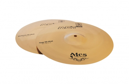 "Mes DRUMS Act Series 14"" HiHat bekkenset"