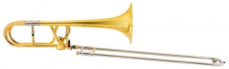 Lechgold QP-18L Quarto Trombone Brass