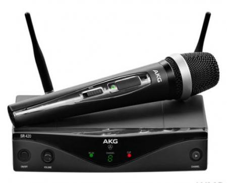 AKG WMS420 Vocal Set D5 Band M