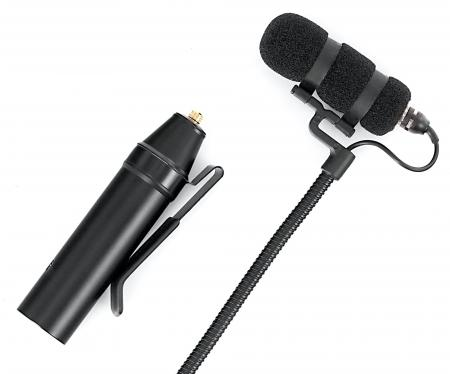 Pronomic MCM-100 microphone instrumental