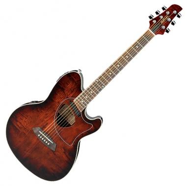 Ibanez TCM50-VBS Guitarra acústica Vintage Brown Sunburst