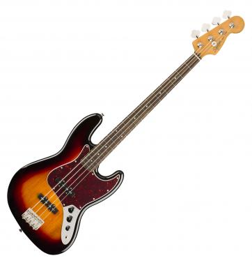 Fender Squier Classic Vibe '60s Jazz Bass LRL 3CS