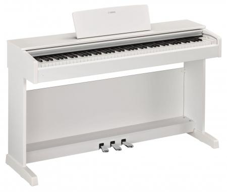 Yamaha YDP-143 WH Arius E-Piano Weiß Matt