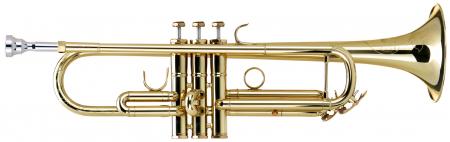 Lechgold TR-16L Bb-Trompete  - Retoure (Zustand: wie neu)