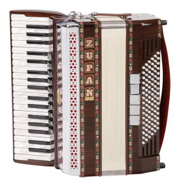 Zupan Alpe IV 96 MHR Accordion Rosewood