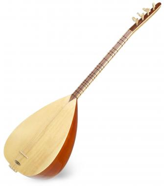 Classic Cantabile Oriental Series SAZ-15 Baglama for beginning and advanced players