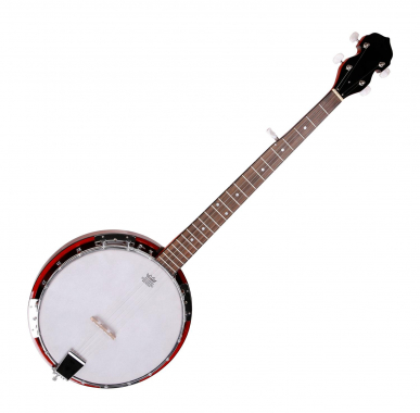Classic Cantabile Traditional Series BB-15 5 String Banjo