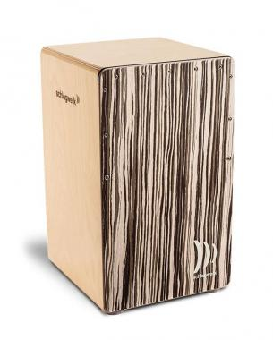 Schlagwerk CP409 ST Cajon 2inOne Barista - Soft Touch