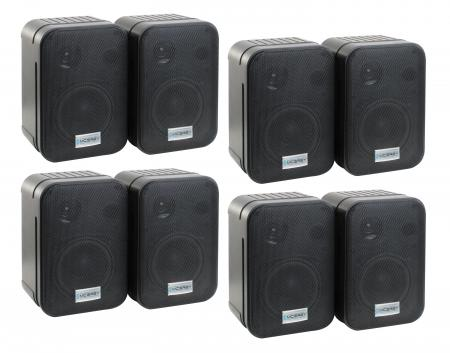 McGrey One-Control Monitor Set de 4 pares / 8 piezas