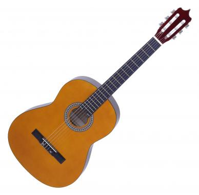 Classic Cantabile Acoustic Series AS-Y Classical Guitar Natural