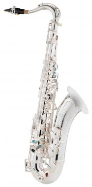 Lechgold LTS-20S Tenor Saxophone Silver Plated