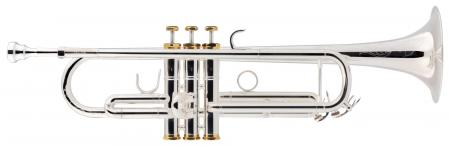 Lechgold TR-18S Bb Trumpet Silver Plated
