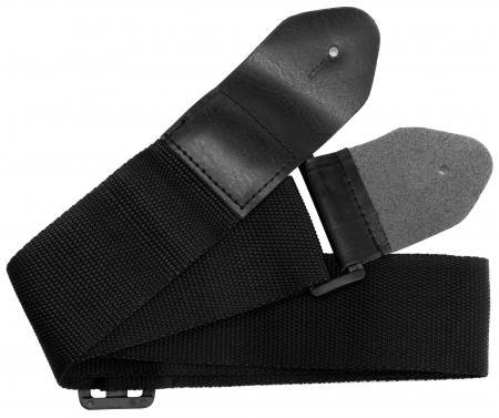 Rocktile Child's Guitar Strap Nylon Black