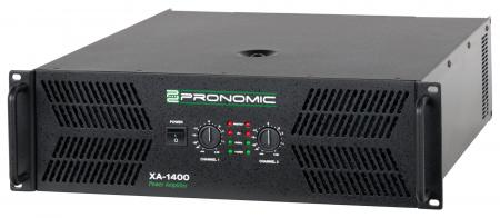 Pronomic X-1400 Versterker, 2x 3000 Watt