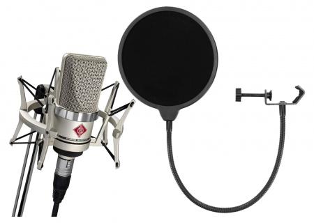 Neumann TLM 102 NI Studio Mikrofon Set inkl. Popkiller