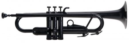 Classic Cantabile TROMBA Bb Jazz Kunststofftrompete schwarz  - Retoure (Zustand: sehr gut)