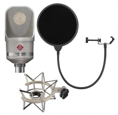 Neumann TLM 107 NI Studio Set inkl. Popkiller