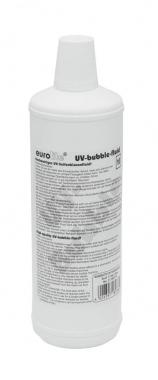 Eurolite UV-Seifenblasenfluid 1L Blau