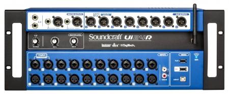 Soundcraft Ui24R Digital Mischpult  - Retoure (Zustand: sehr gut)