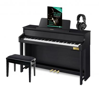 Casio GP-300BK Celviano Digitalpiano SET schwarz