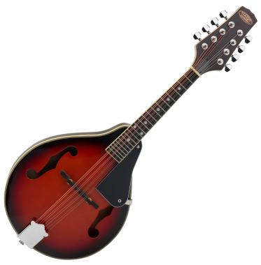Classic Cantabile A-Style mandolin sunburst
