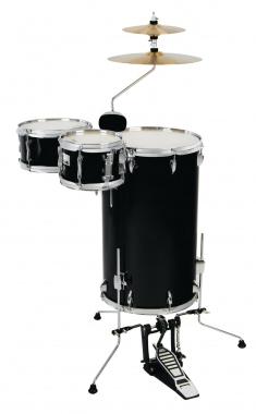 XDrum Club BK Percussion Kit Midnight Black