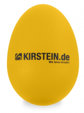 Kirstein ES-10Y Egg Shaker – Yellow