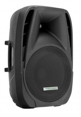 Pronomic PH15A Aktivbox Lautsprecher MP3/Bluetooth 200/350 Watt  - Retoure (Zustand: sehr gut)