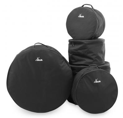 "XDrum Classic Drumming Bag SET, Stage, Sizes: 22"", 10"", 12"", 16"" and 14"""