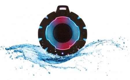 """Beatfoxx WBS-18L """"SurfRider"""" haut-parleur Bluetooth®"""