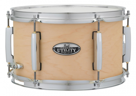 "Pearl Modern Utility Snare Drum 12"" x 7"" Matte Natural"